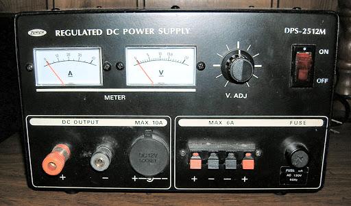 Zurich Power Supply