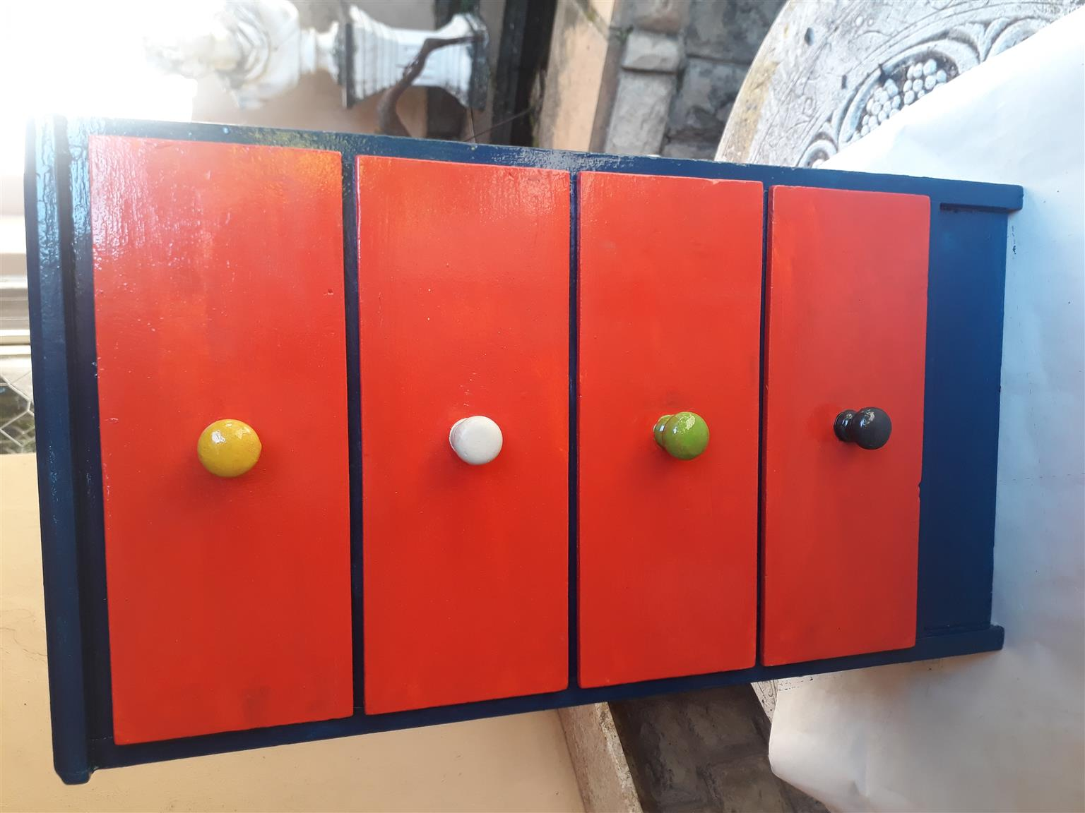 Jazzy chest of drawers