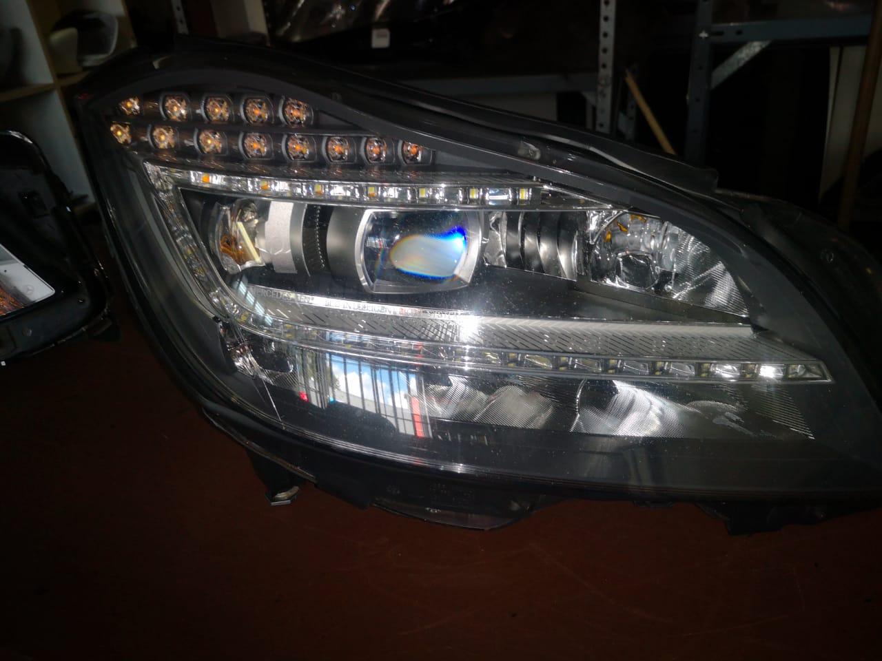 mercede benz w218 cls heasdlamp  for sale