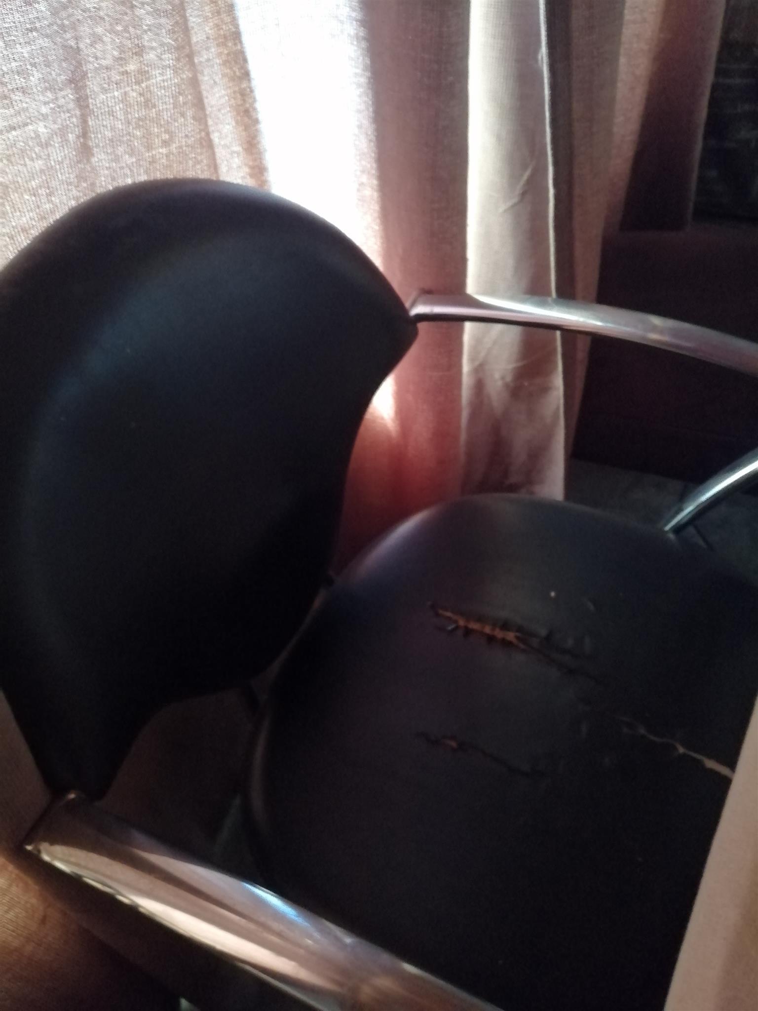 3 Salon Chairs