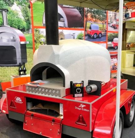 Pizza Trailer For Rent and sell