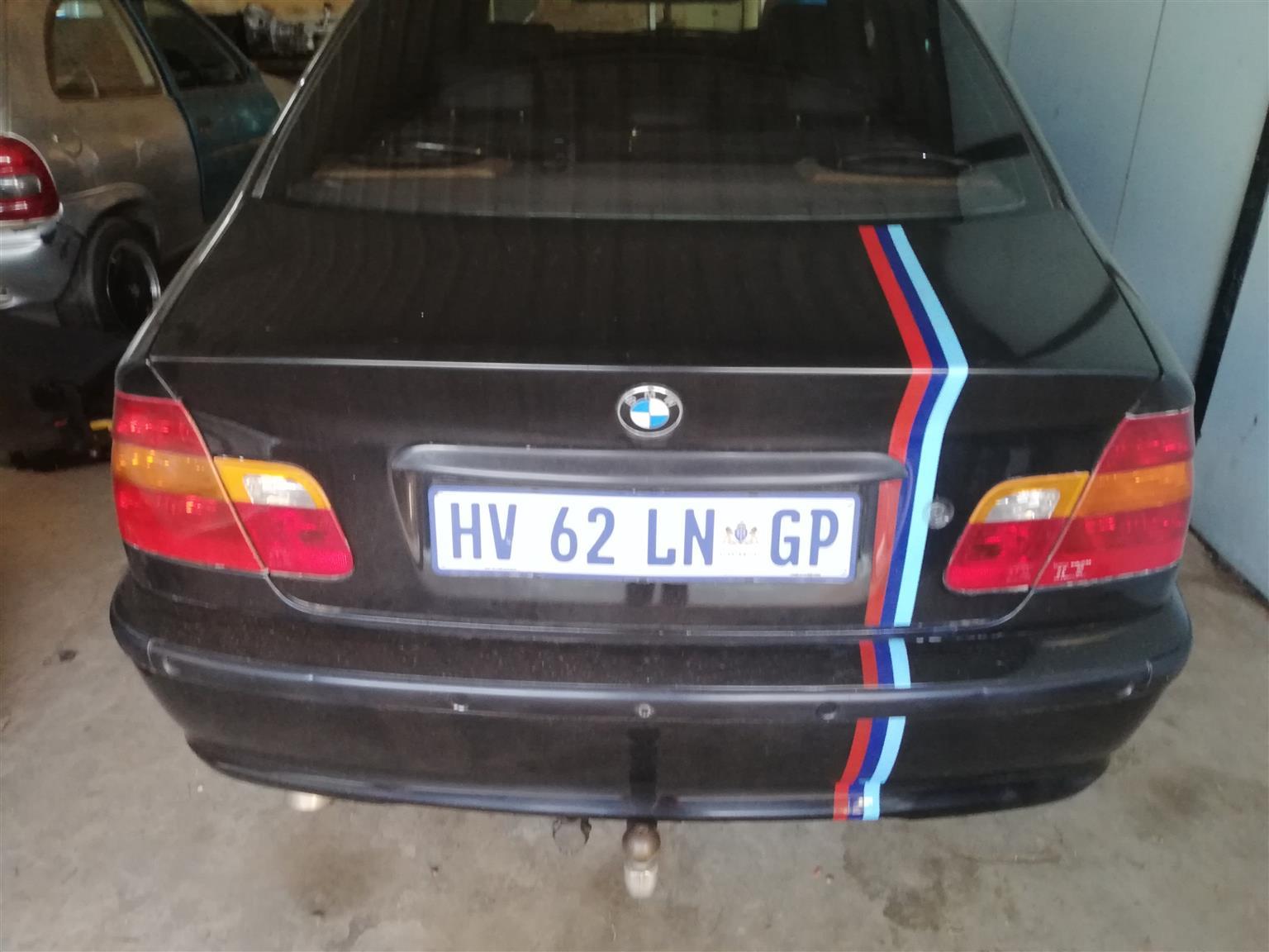 2003 BMW 3 Series 320d