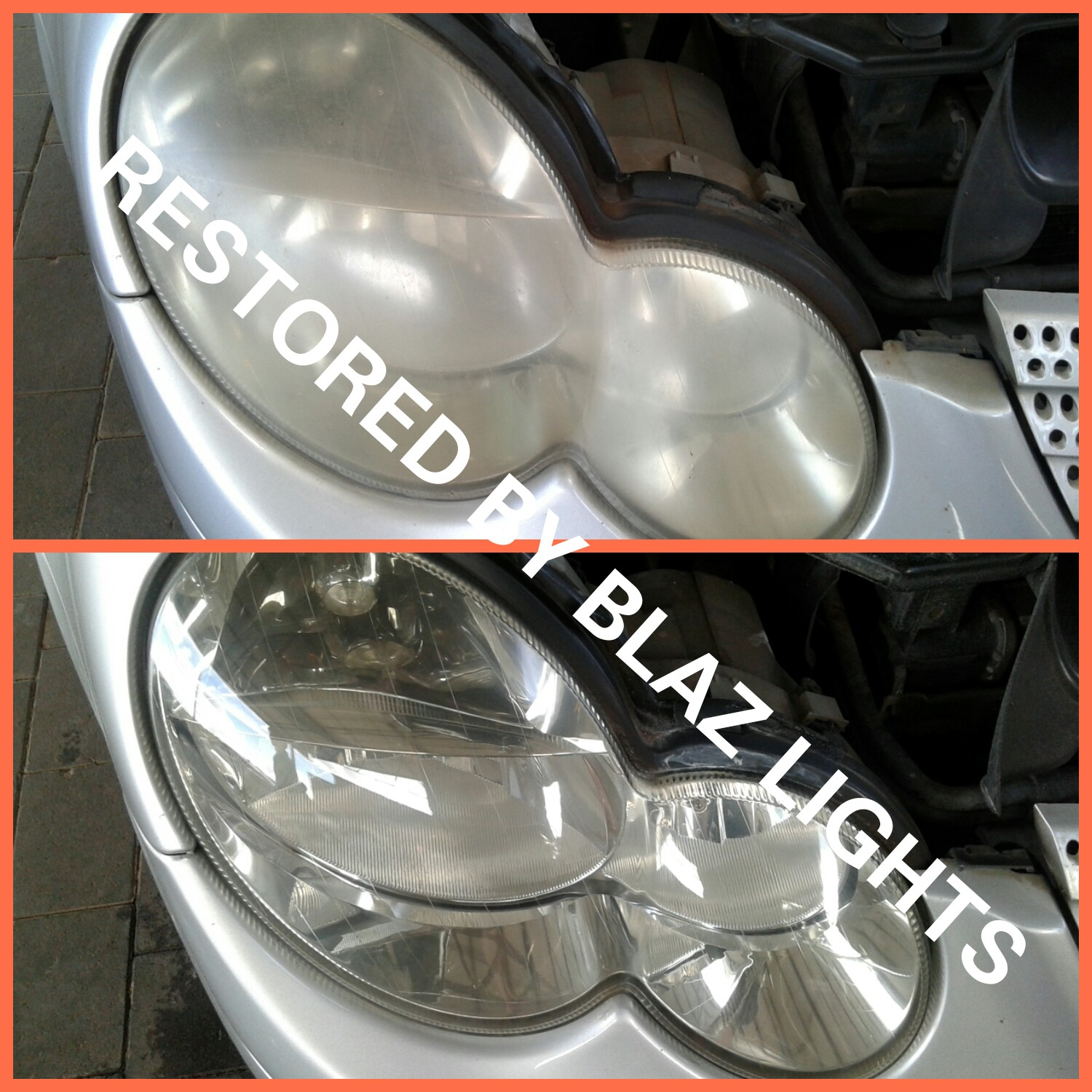 Blaz Lights Northcliff- Dont Replace-Restore and save Thousands!!