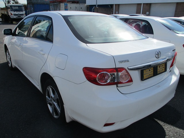 2012 Toyota Corolla 2.0 Exclusive