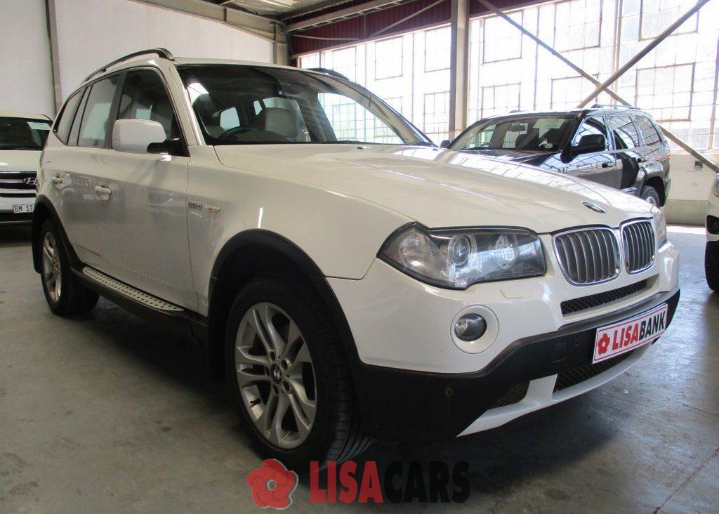 2008 BMW X3 xDrive30d