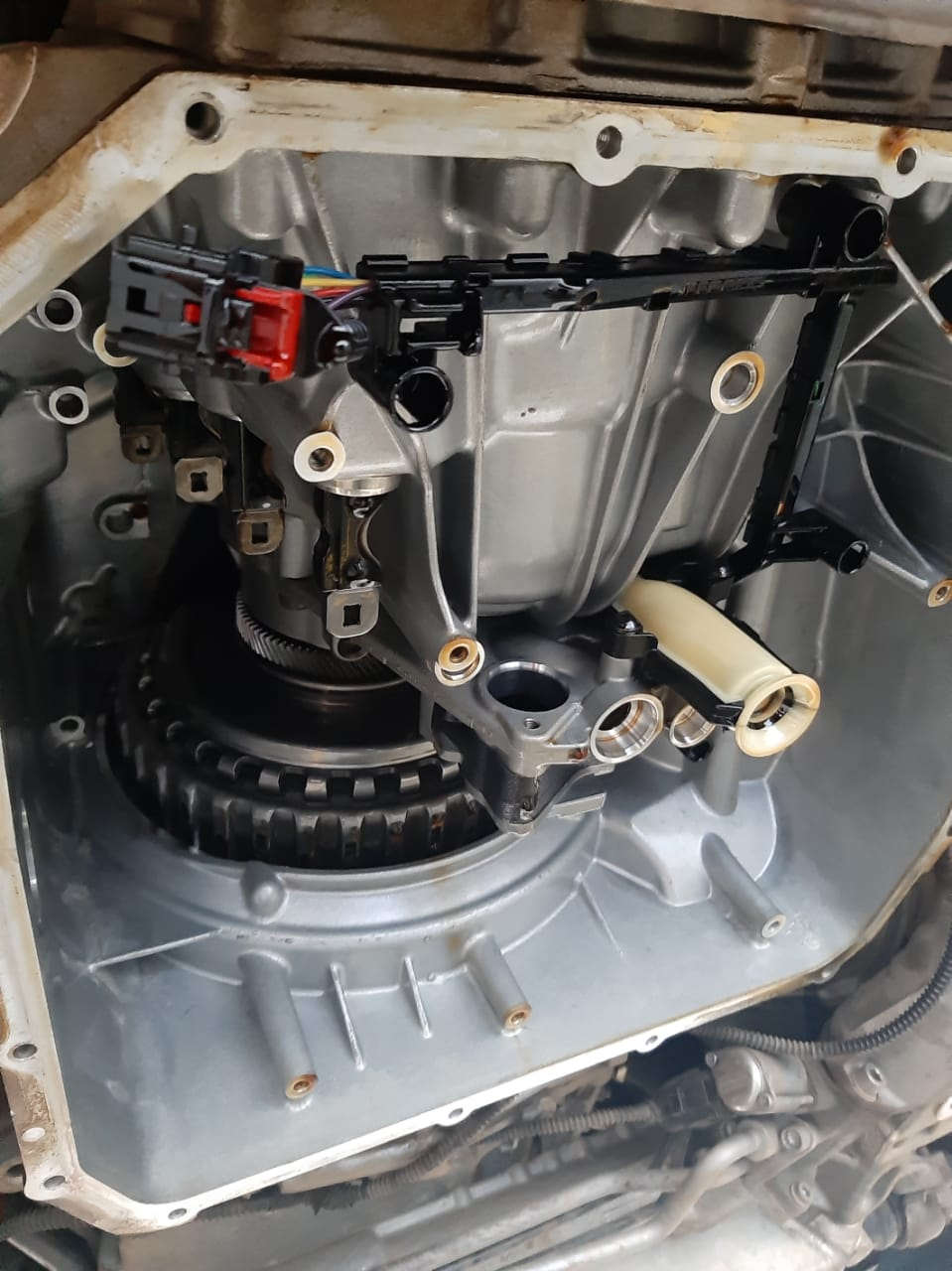 Audi 7 Speed DSG Repair Centre - RMI Accredited