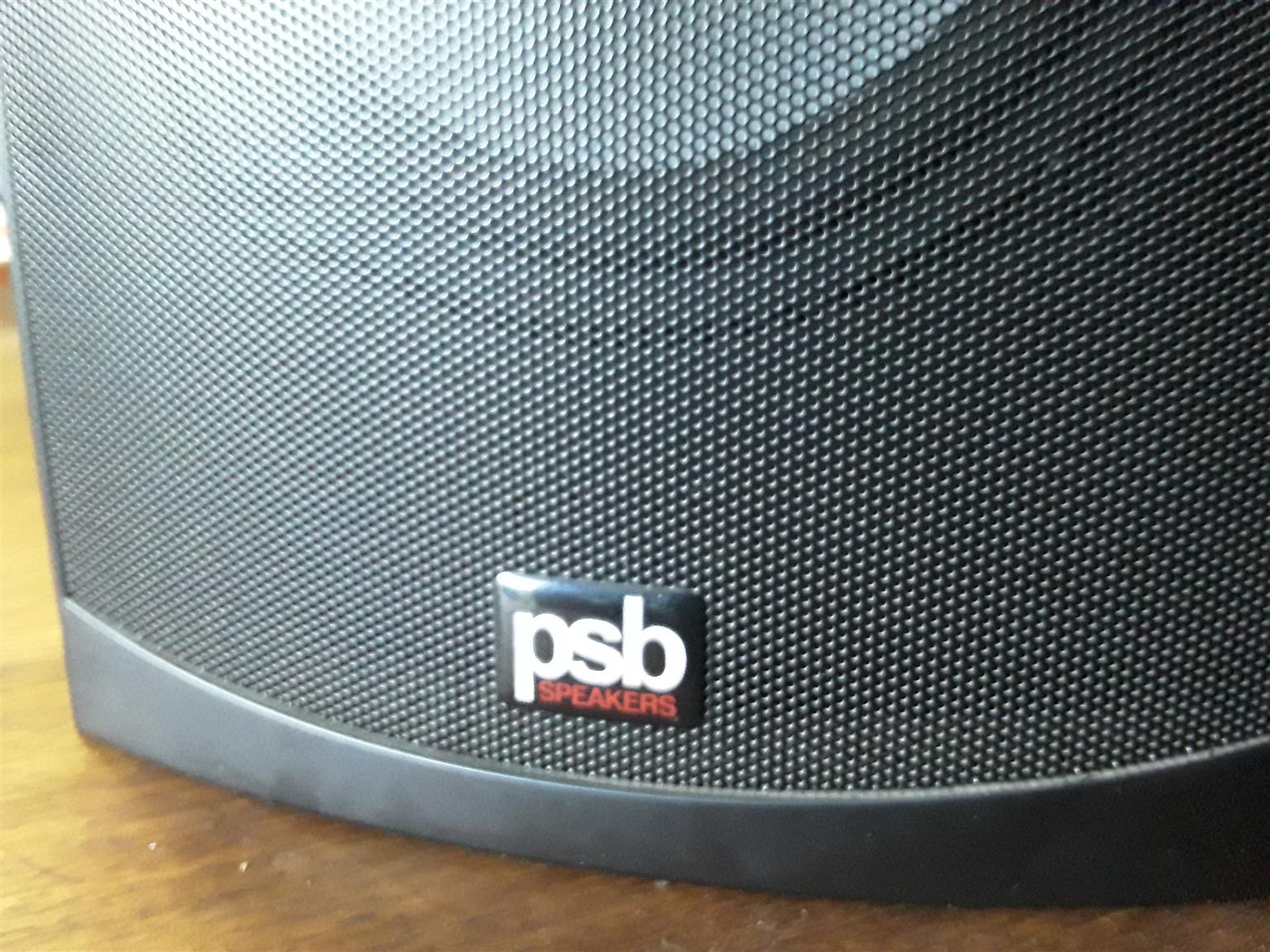 PSB Alpha B Speakers