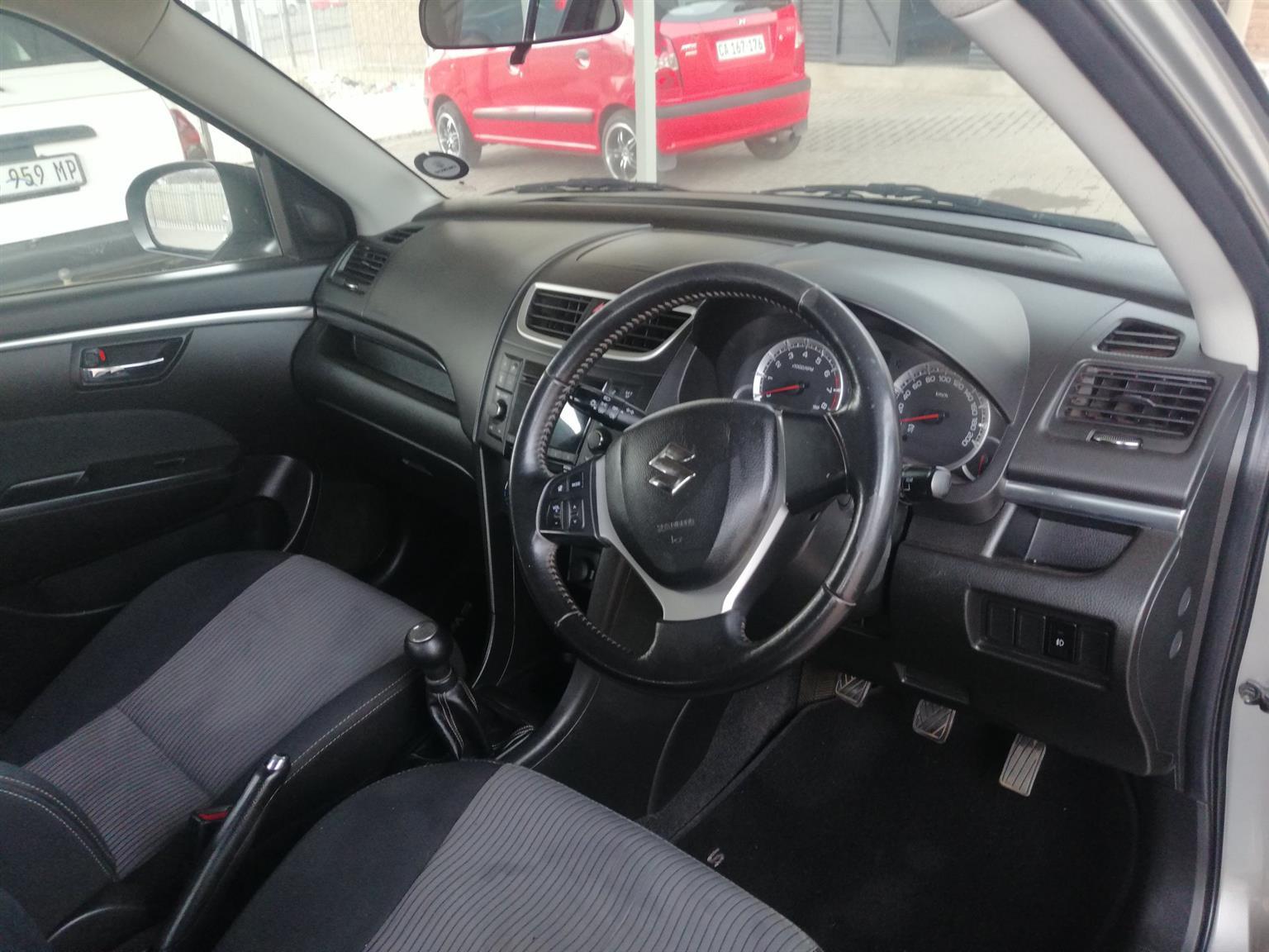 2013 Suzuki Swift hatch 1.4 GLS