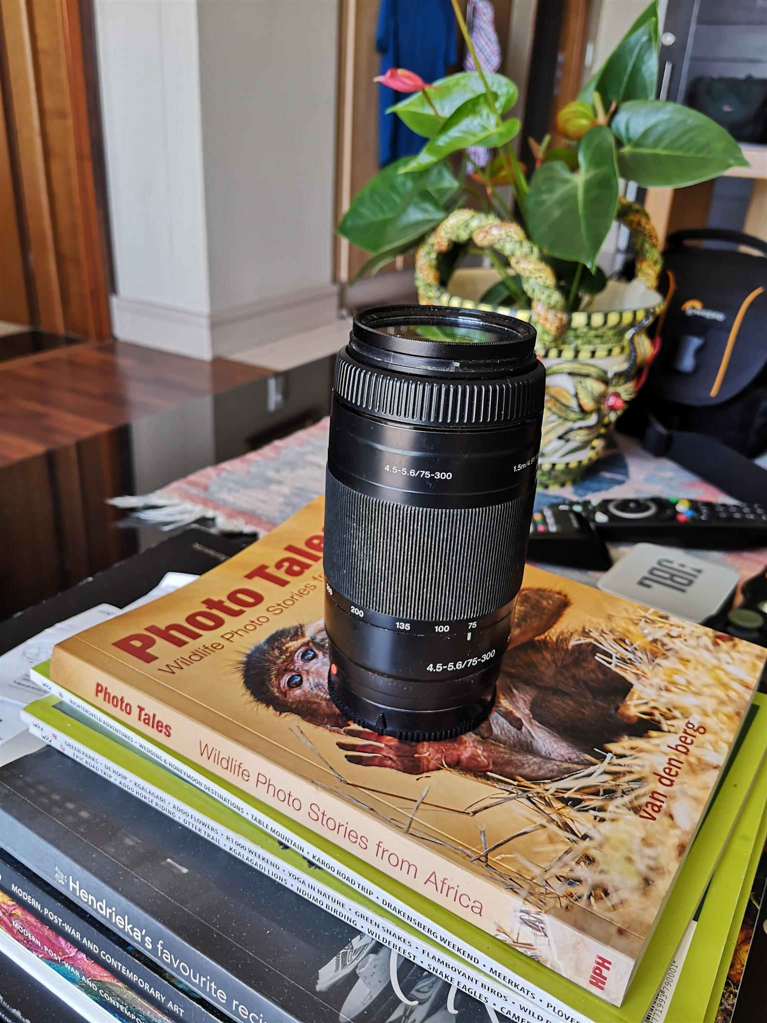 Sony 70mm to 200mm lens