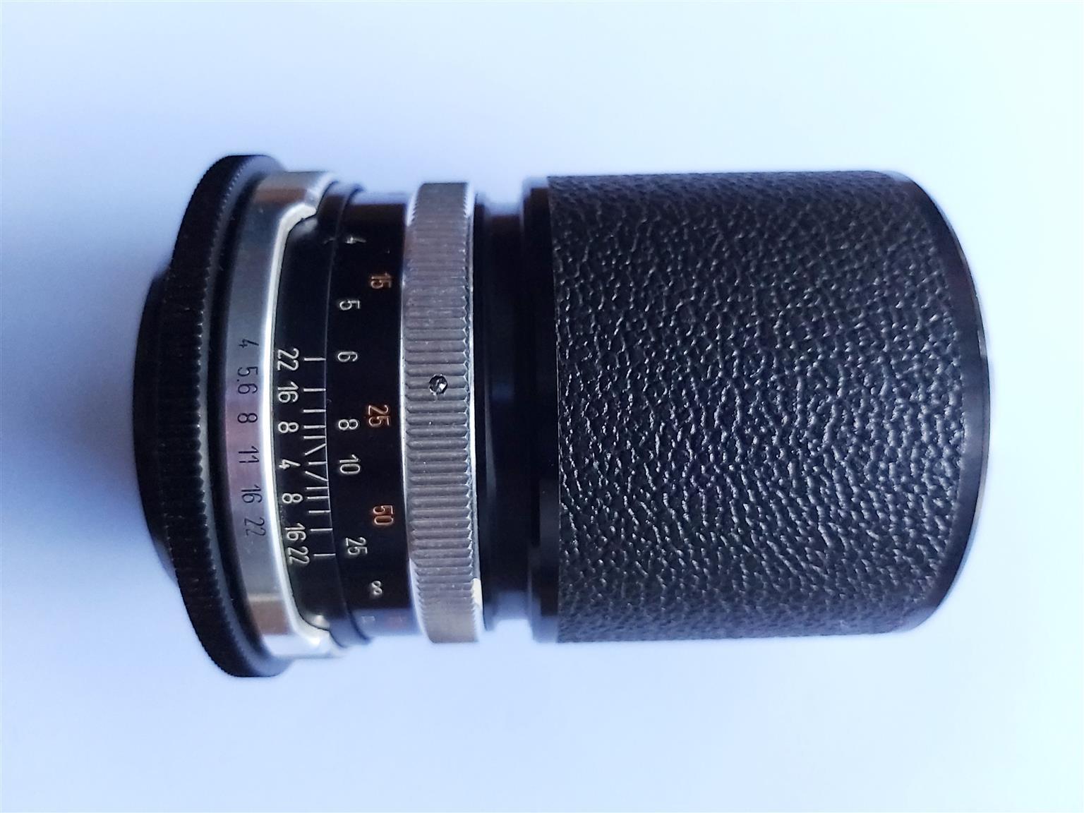 Zeiss Ikon, Super Dynarex, f4, 135mm