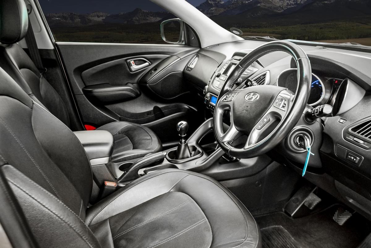 2014 Hyundai ix35 2.0 Executive