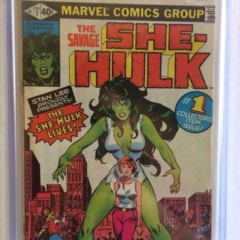 Interested in Comic Books and Figurines?