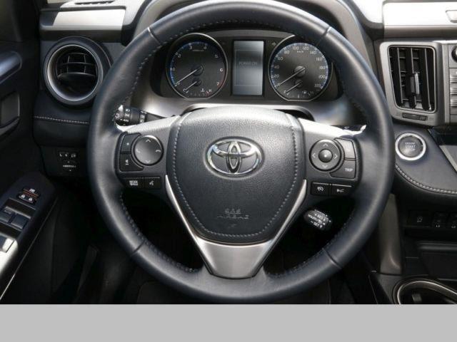 2017 Toyota Rav4 RAV4 2.2D 4D AWD GX