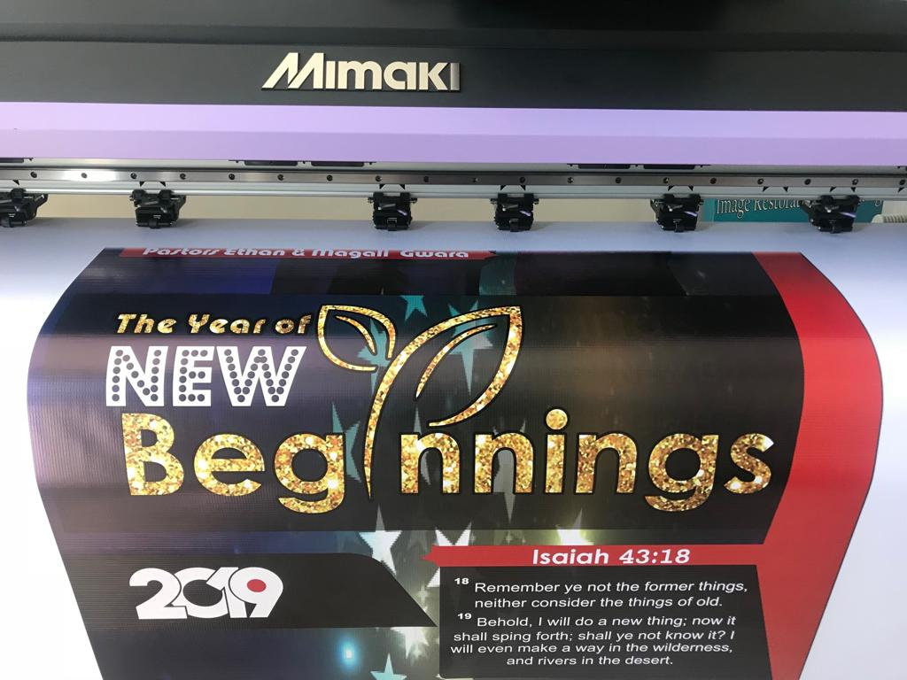 Refurbished Mimaki 1 3m Print and Cut Printer for Sale | Junk Mail