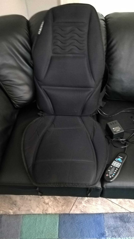 Vibration Medics Cushion -Backpain reliever
