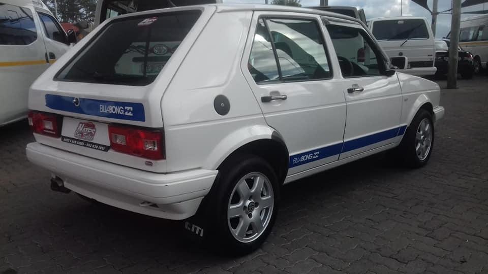 2009 VW Golf 1.6 Trendline
