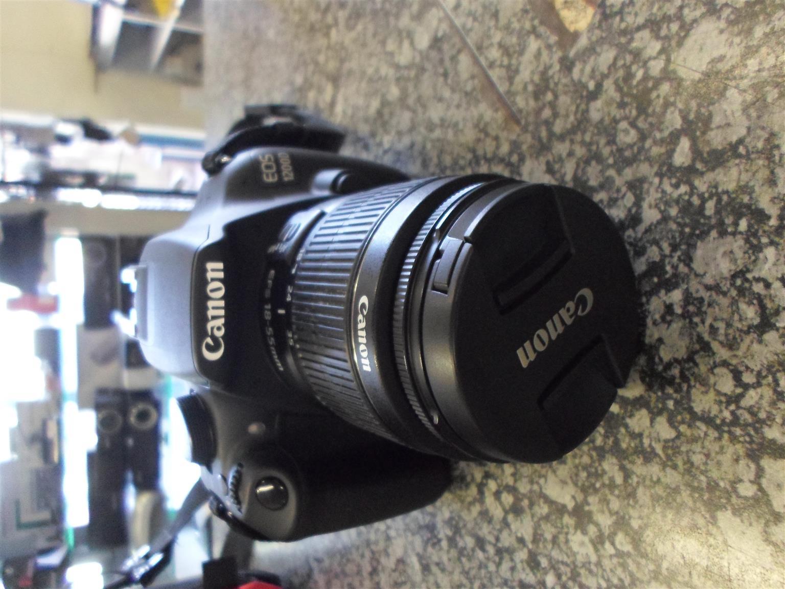 Canon EOS 1200D Camera