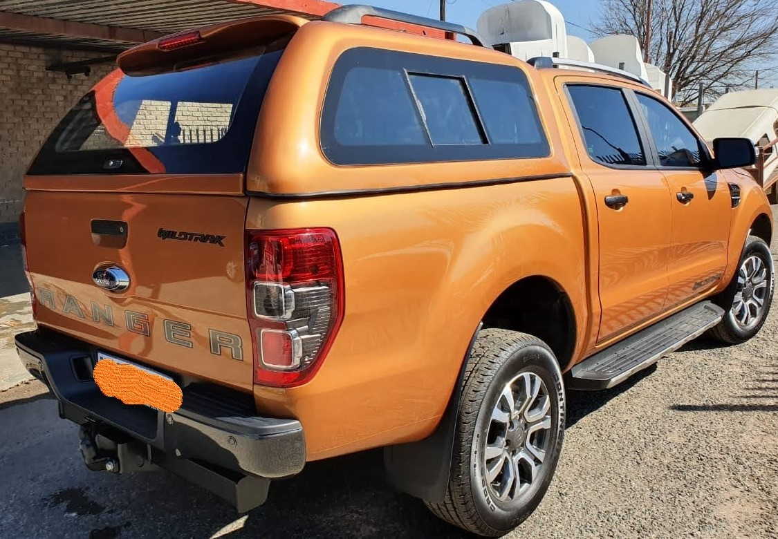 GC COLOR CODING FOR DOUBLE CAB CANOPIES !!!!!!!