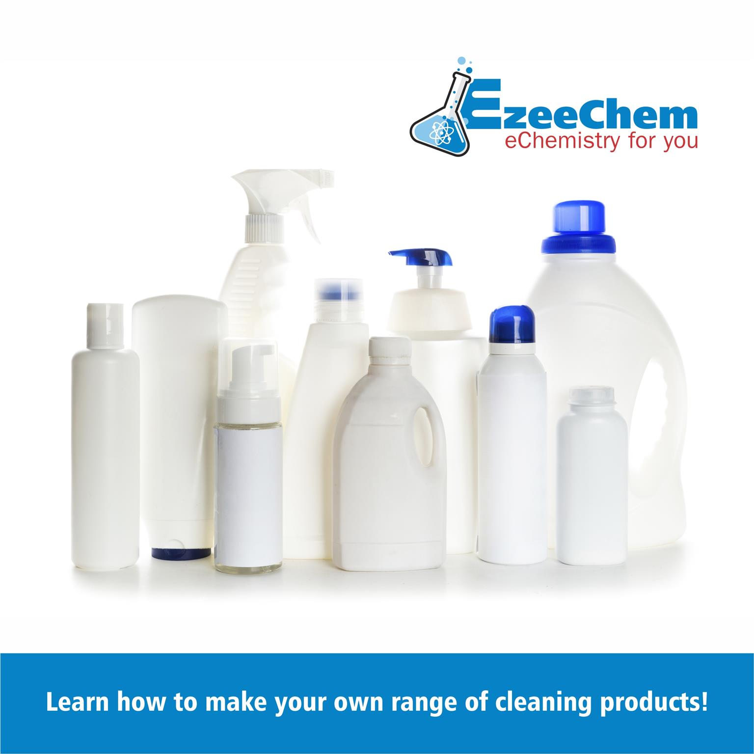 Learn how to make your own cleaning products - extra income