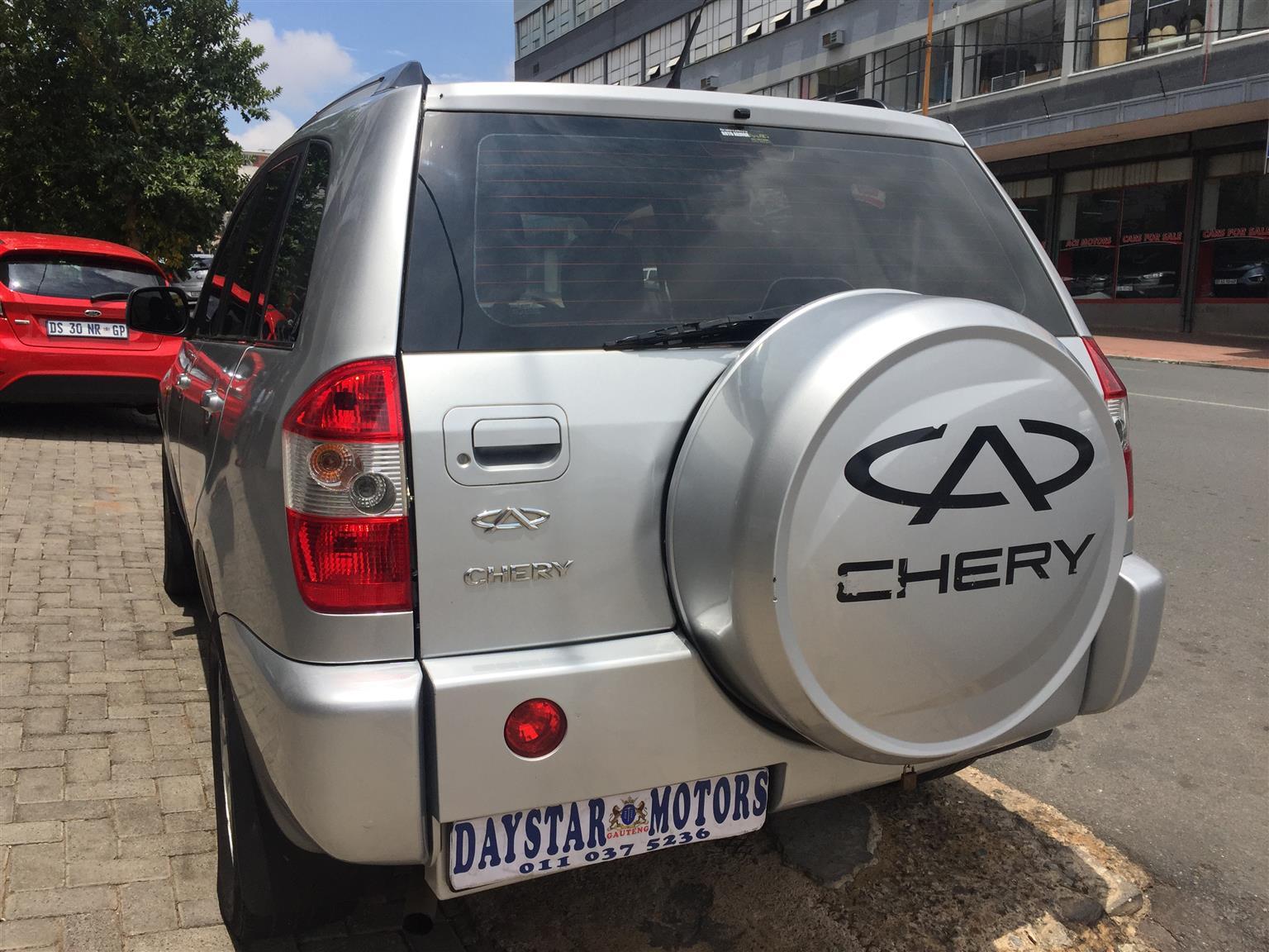 2012 Chery Tiggo 1.6 TX