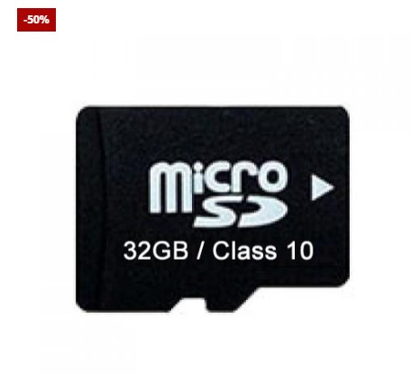 32 GB Memory Card