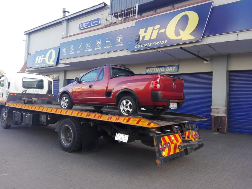 Rollback with Driver to Hire
