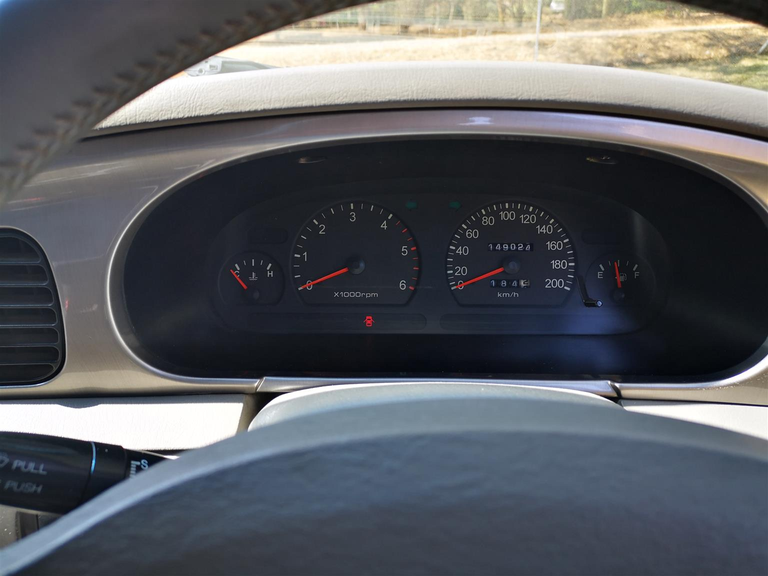 2004 Kia Sedona 2.9CRDi
