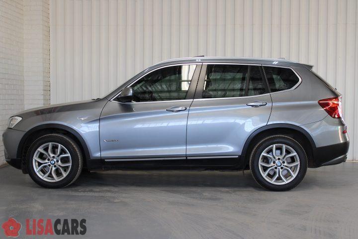 2012 BMW X3 xDRIVE 20d xLINE (G01)