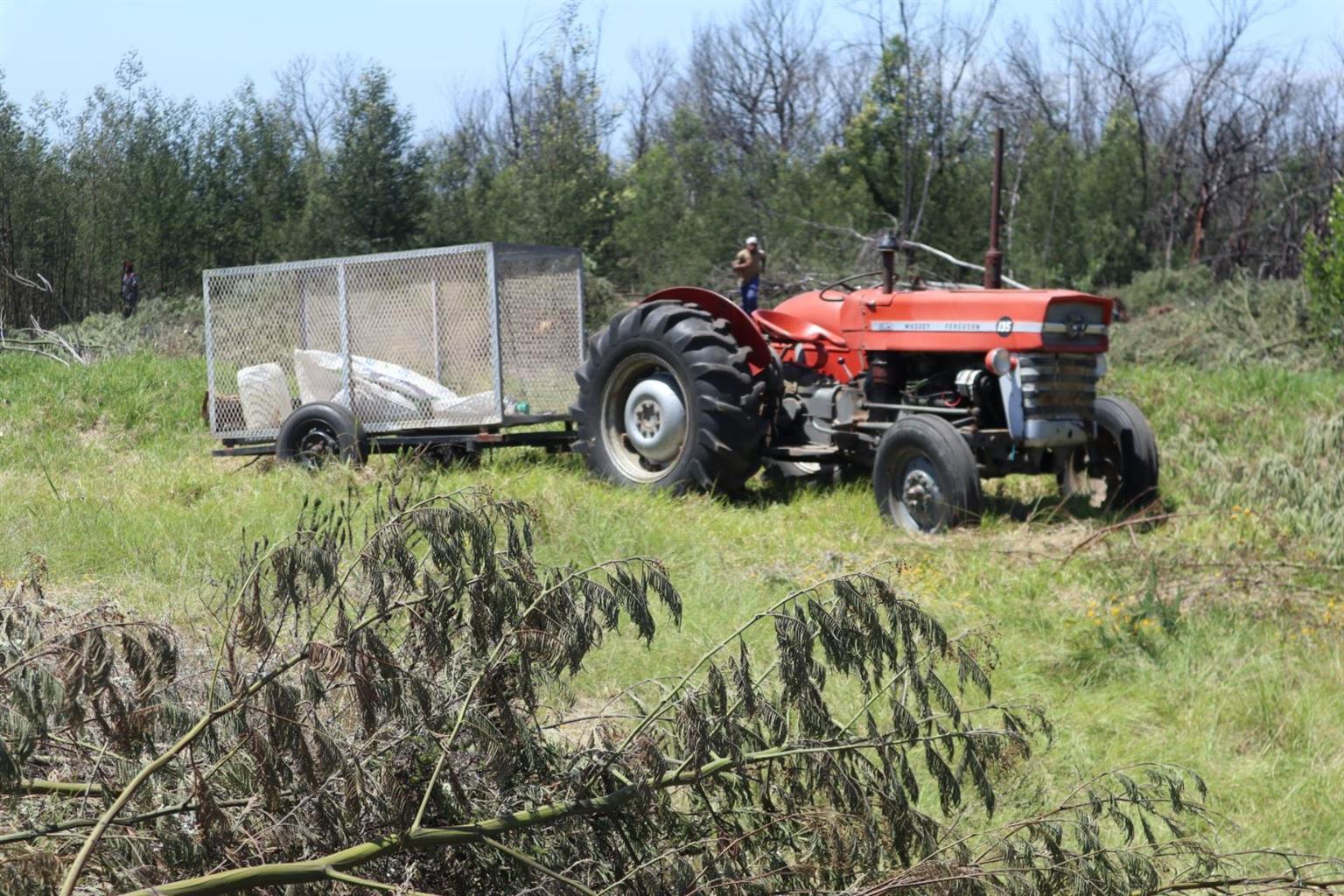 Farm Auction in RUITERBOS
