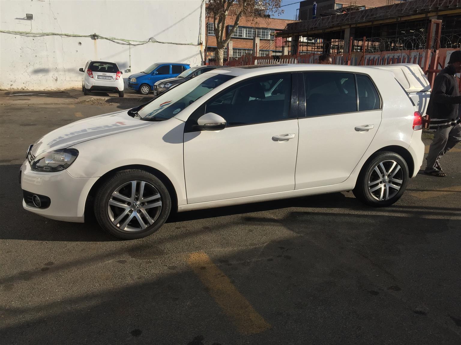 2012 VW Golf 1.4TSI Comfortline