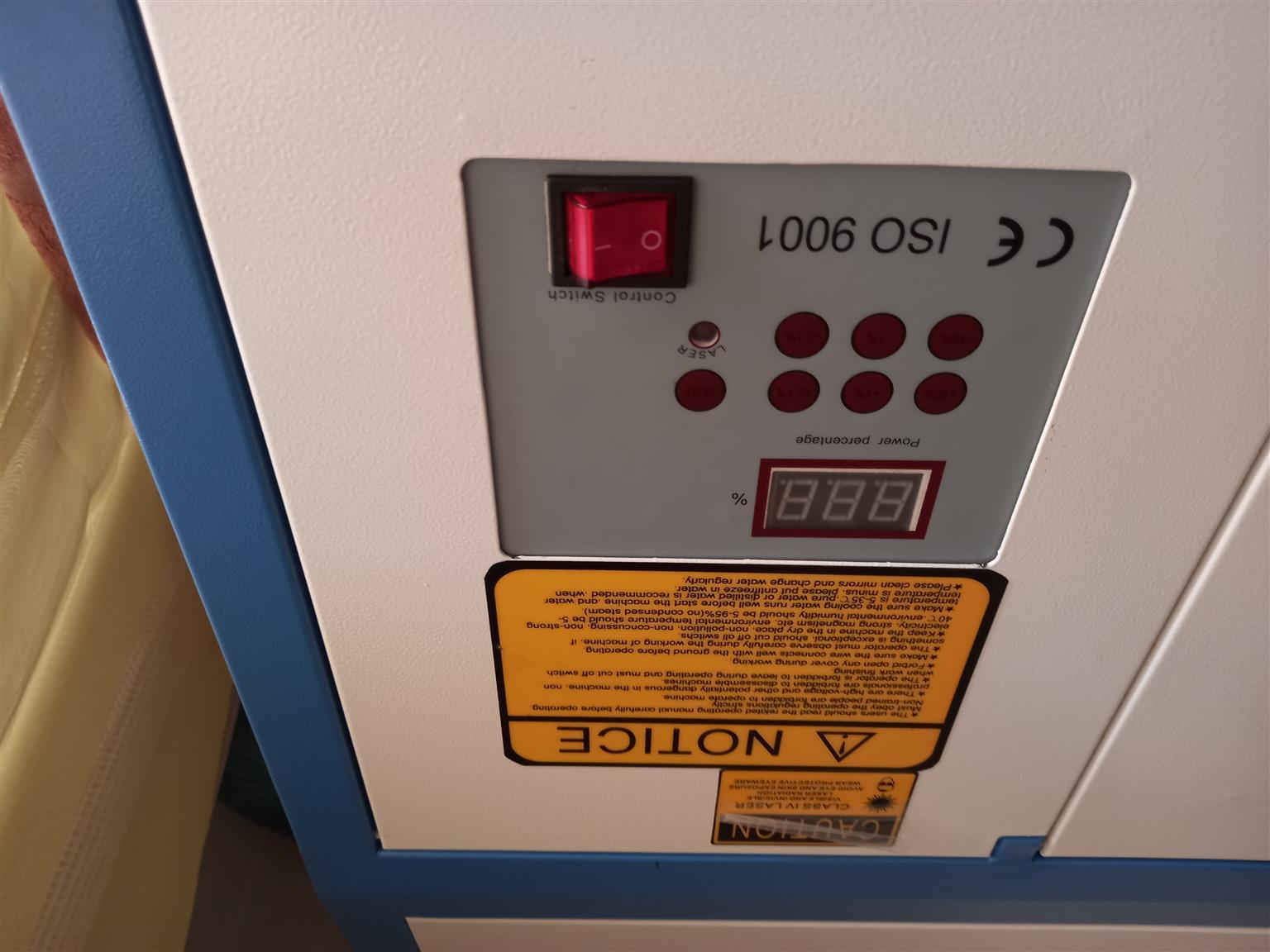 Used Laser Engraving Machine