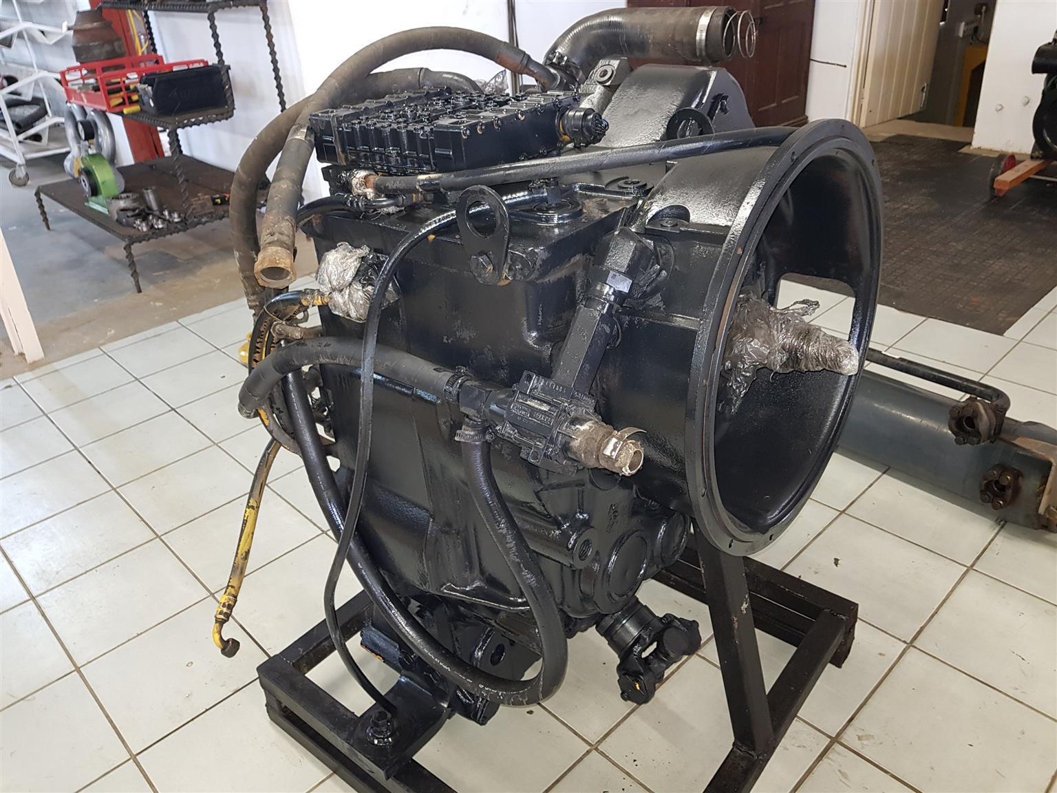 Bell L2706D Front End loader ZF 4WG 260 Transmission for Spares