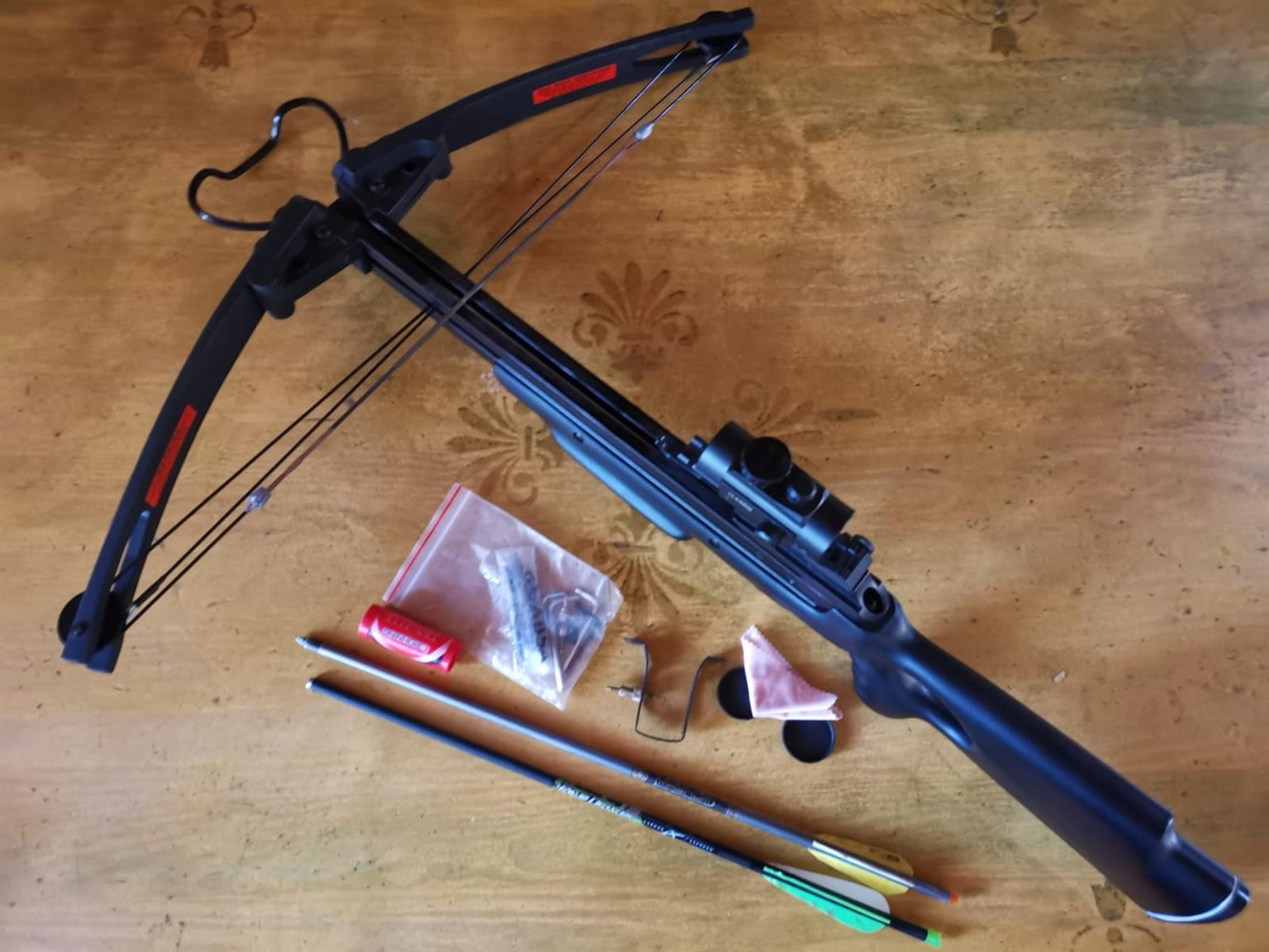 Guerilla Lamster compound crossbow