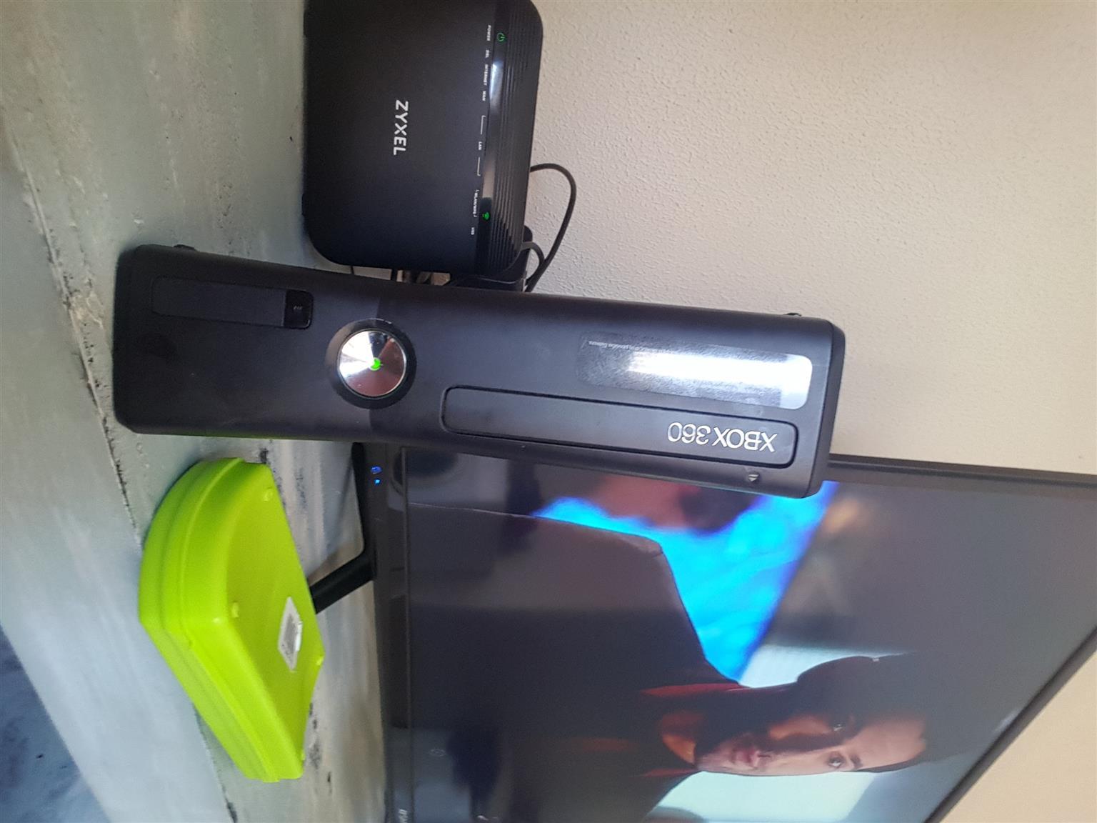 Xbox 360 S console for sale
