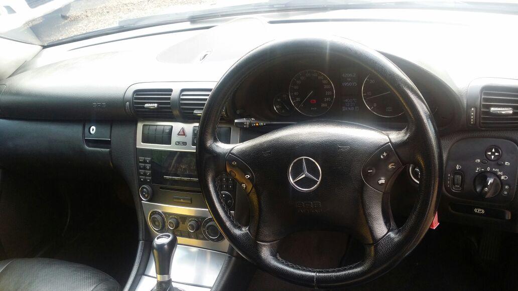 2006 Mercedes Benz C-Class C180 Edition C