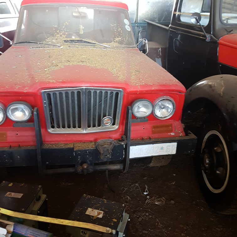 1967 Jeep Gladiator Tow truck Project