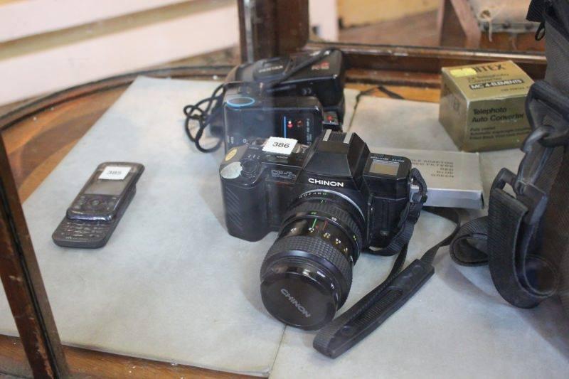 Chinon video camera for sale