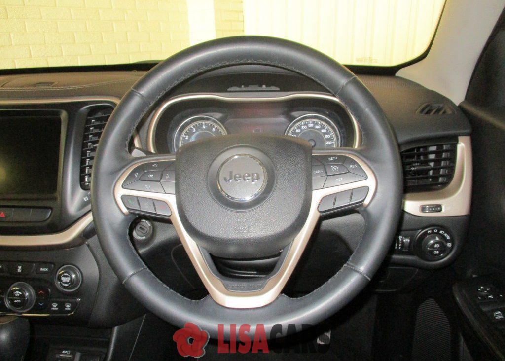 2014 Jeep Cherokee 3.2L Limited