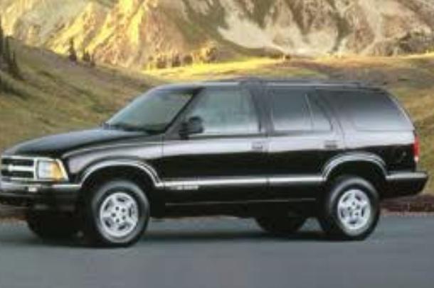 Chevrolet blazer for spares