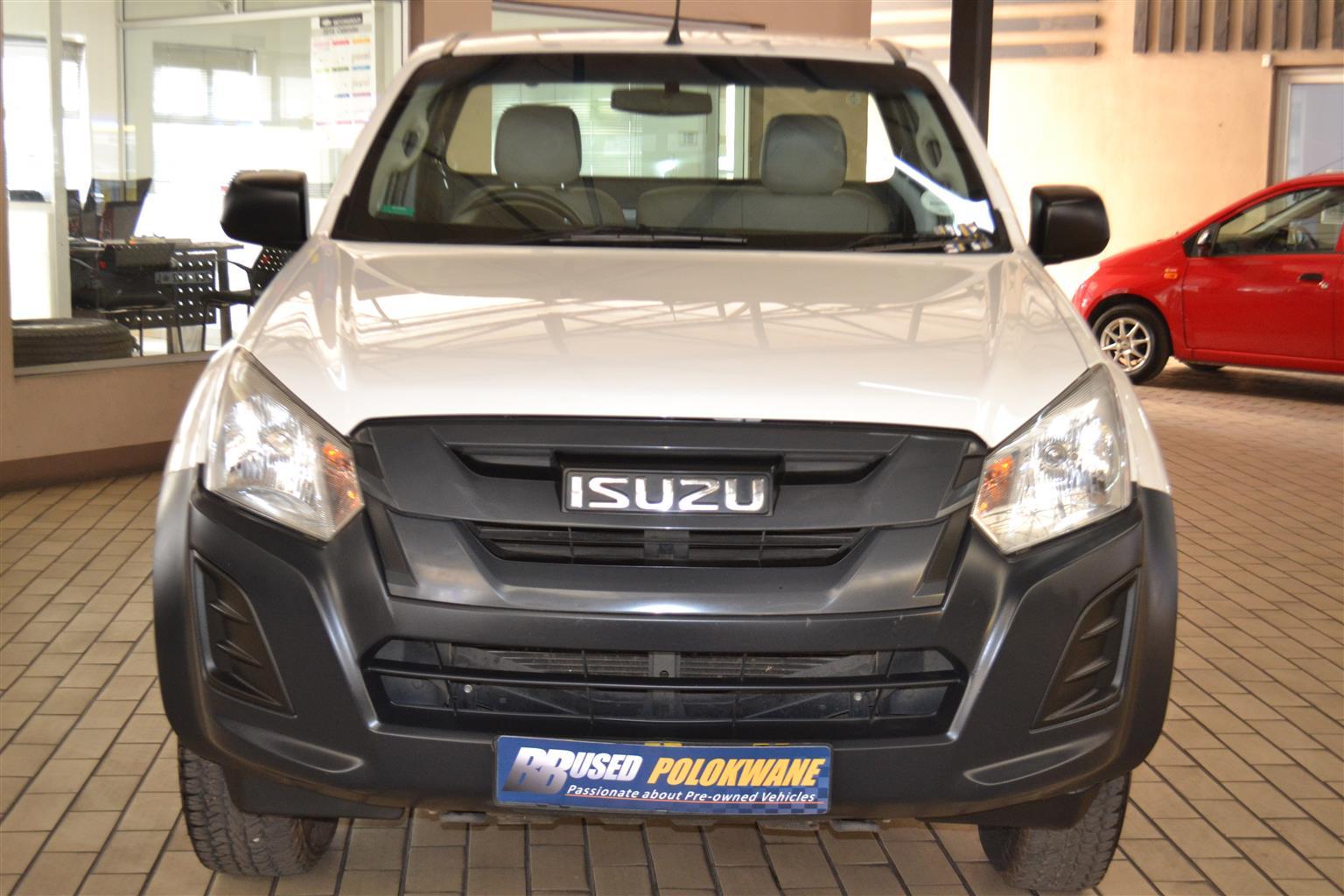 2017 Isuzu KB single cab KB 250 D TEQ HO FLEETSIDE SAFETY P/U S/C