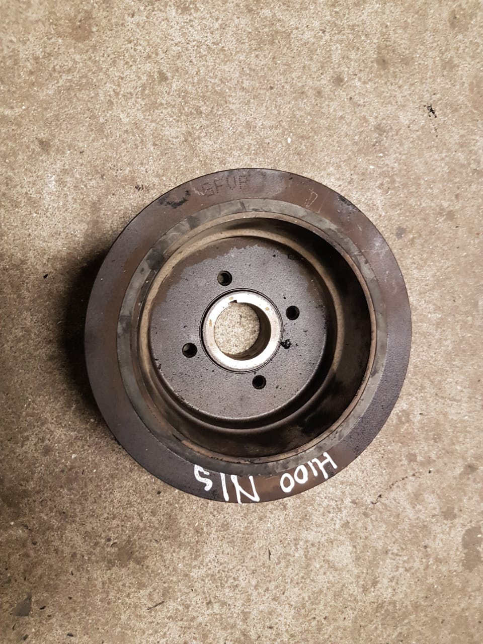 Hyundai H100 crank pully for sale.