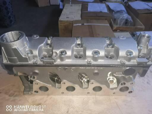 Volkswagen Polo 1.4i / 1.6i 2004 - 2010 _ Cylinder Head For Sale