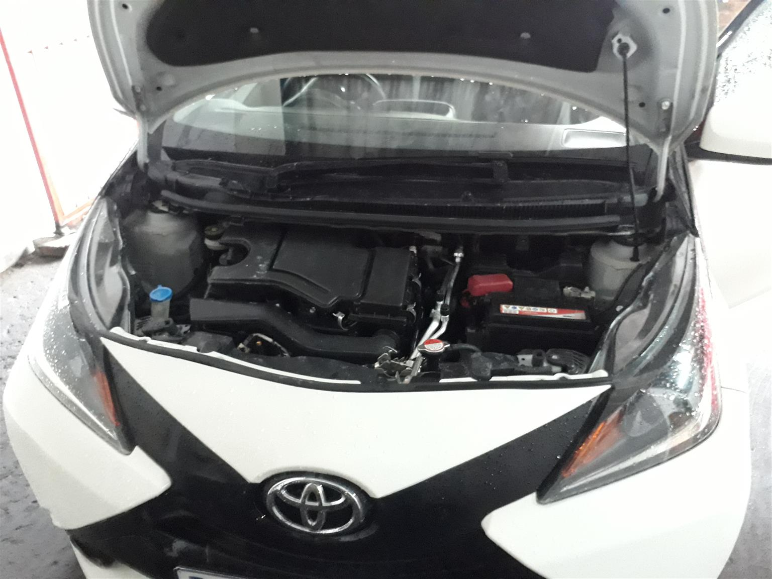 2018 Toyota Aygo hatch AYGO 1.0 X CITE (5DR)