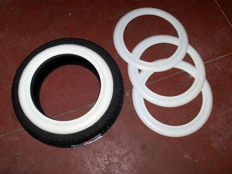 White walls / Tyre stickers