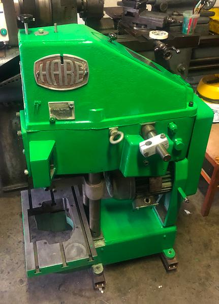 Hydraulic Hare Press