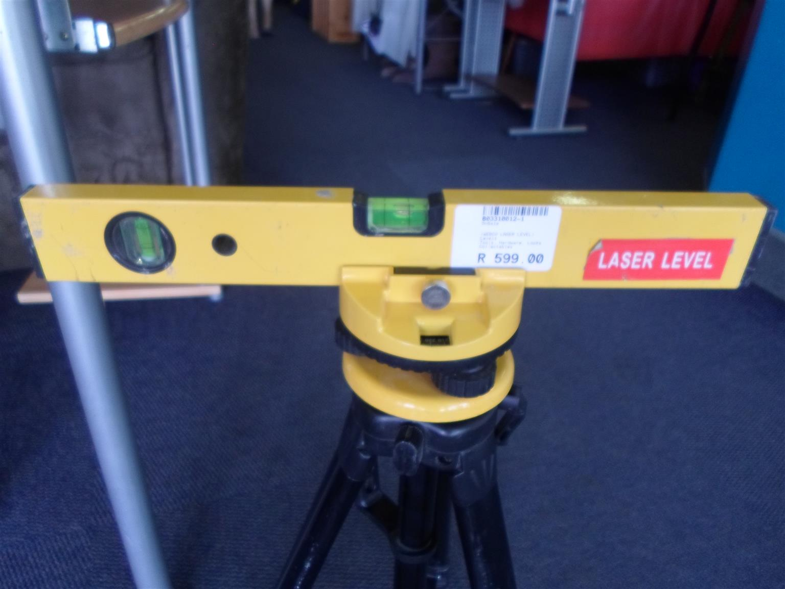 Webco Laser Level