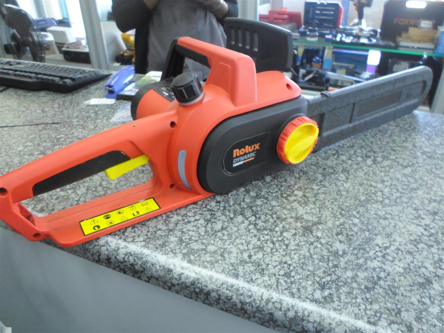 2000W Rolux Dynamic Chainsaw