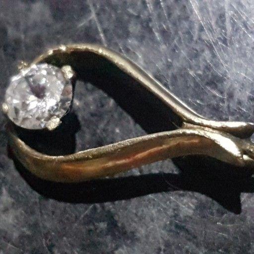 Gold Ear-Ring