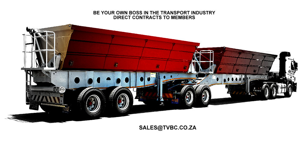 Transporter  contracts available to Members
