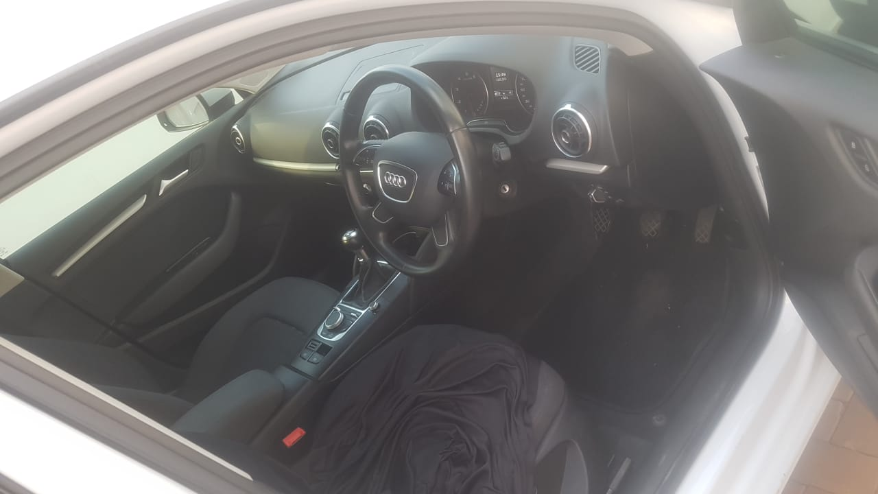 2015 Audi A3 Sportback 1.2T S